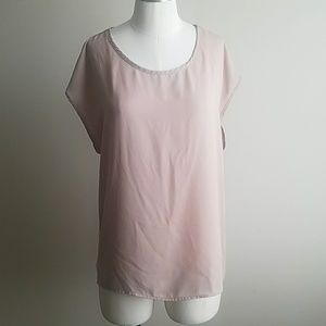 Nude Forever 21 top